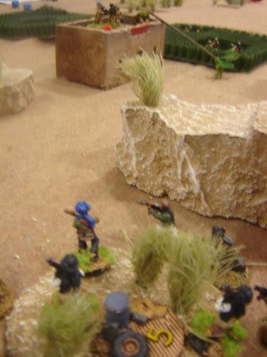 Taliban at top of Wadi