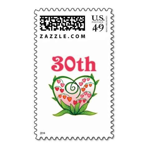 302 best images about 30th Anniversary Postage Stamps on