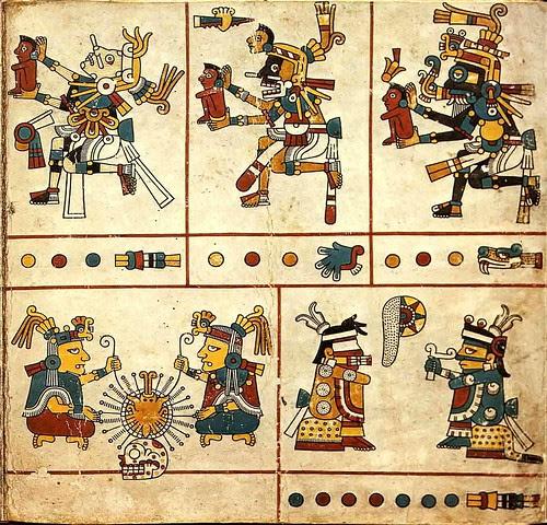 Codex Fejervary Mayer (famsi) c