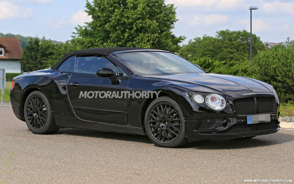 Spy Shots 2016 Bentley Continenal Gt | 2017 - 2018 Best Cars Reviews