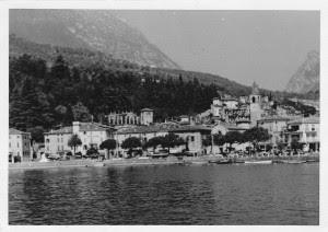 Ascona, schätzungsweise frühe 50er Jahre, gefunden im Album meiner Großeltern