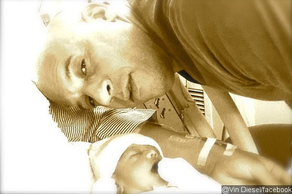 Vin Diesel Names Newborn Daughter Pauline to Honor Late Co-Star Paul Walker