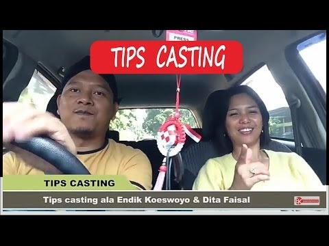 INFO CASTING HARIAN