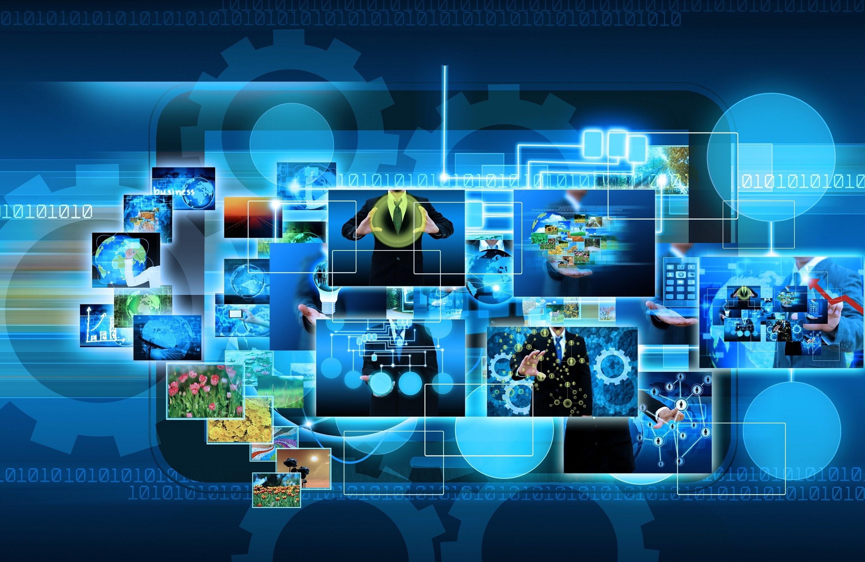 Download 40 Wallpaper 3d Teknologi Paling Keren