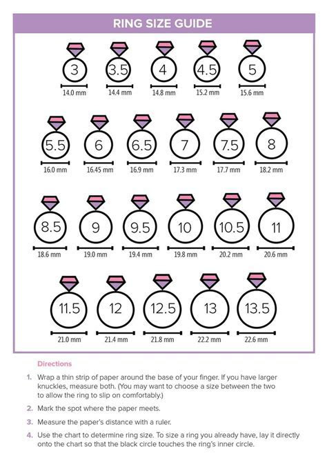 Ring doesn't fit? Here's the easiest way to find your size