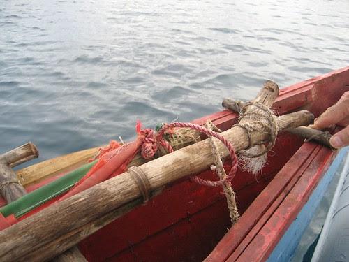 Canoe detail 1