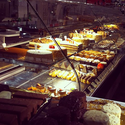 French pastries. #delicious