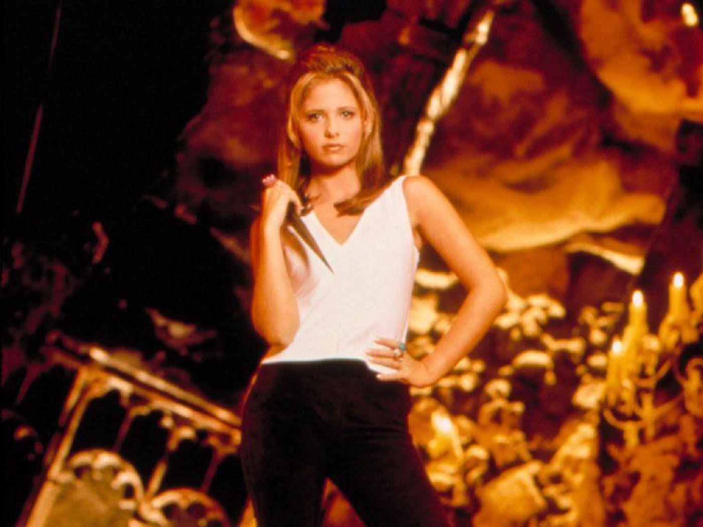 Resultado de imagem para Buffy reboot
