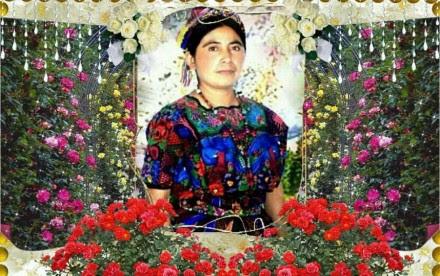Rosa Liberta Xiap Riscajche, investigadora. Foto: Tomada de Facebook