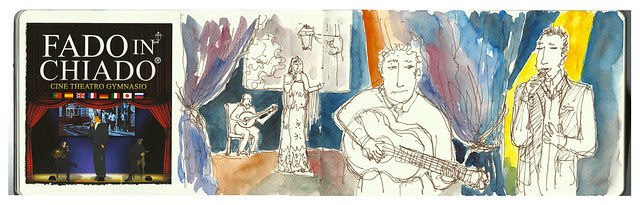 Fado concert