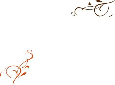 Elegant Vines Wedding Invite Clip Art at Clker.com