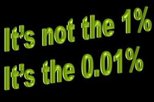 one-percent