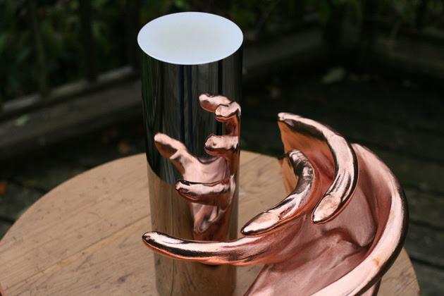 Jonty Hurwitz sculpture