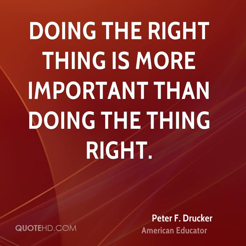 Peter F Drucker Quotes Quotehd