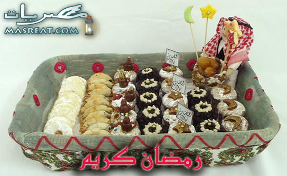 صور حلويات رمضانية