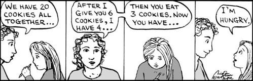 Home Spun comic strip #289