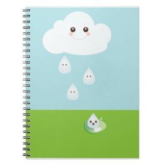 Kawaii Cloud - Notebook notebook