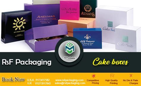 Some important factors of cheap custom boxes and cake boxes