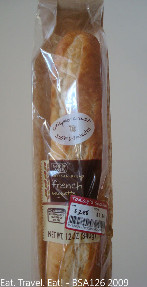 Fresh and Easy Baguette