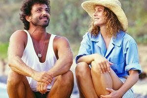 Carlos Alberto Ricelli e Vera Fischer em Riacho Doce