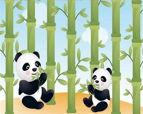 gambar panda lucu  wallpaper walljdiorg