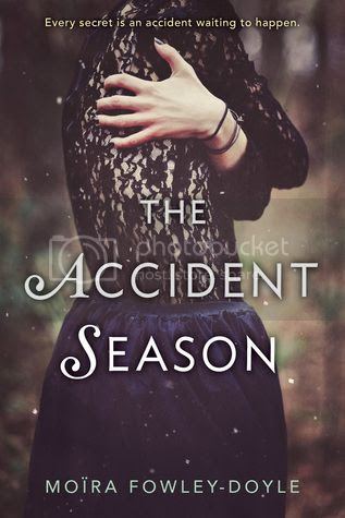 The Accident Season by Moïra Fowley-Doyle US Cover