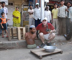 White Men Come To India To Shoot Scumbags by firoze shakir photographerno1