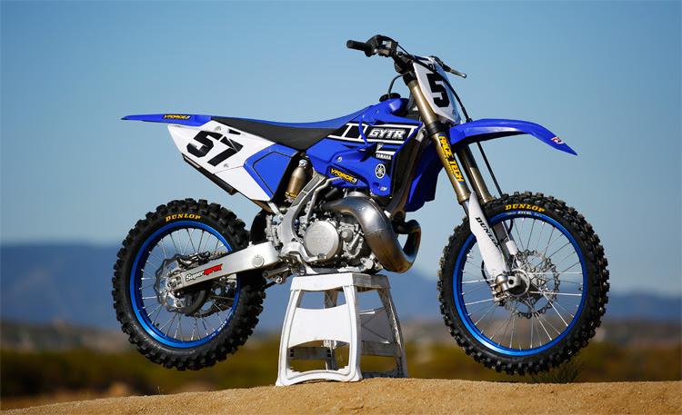 Build Yamaha Gytr Race Tech Dunlop V Force Project 2018