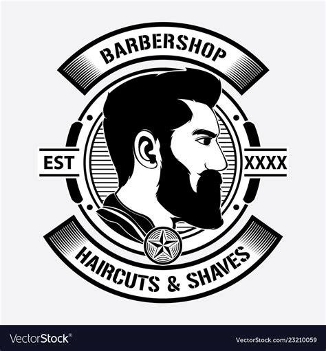 barber shop design logo logo design ideas