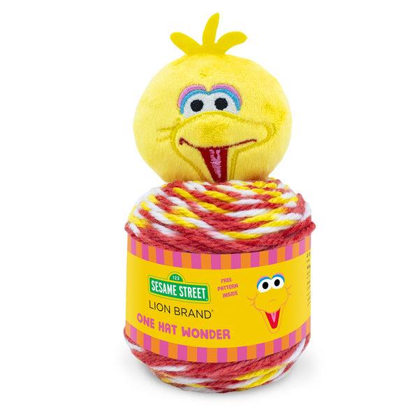 Sesame Street™ One Hat Wonder Yarn