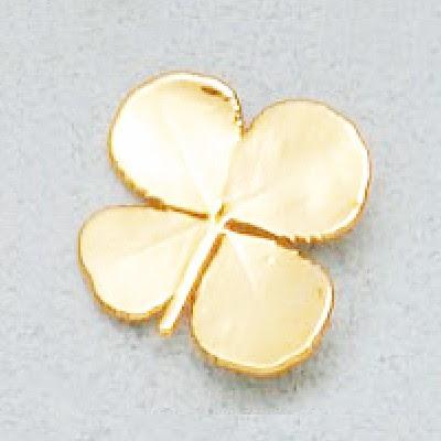 Amuleto Trebol 4 Hojas Para La Suerte Y El Trabajo Amuletos