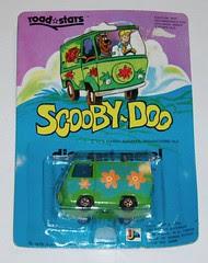 Scooby Doo Van moc