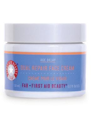 First Aid Beauty Dual Repair Face Cream