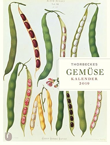 thorbeckes gemüse kalender 2019 hörbuch