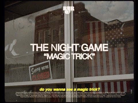 "The Night Game - ""Magic Track"" (Lyric Video)"