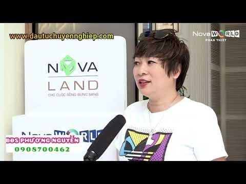 Lý do chị khách hàng đến từ Hà Nội chọn mua Nova World Phan Thiết