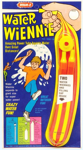 water wiennie