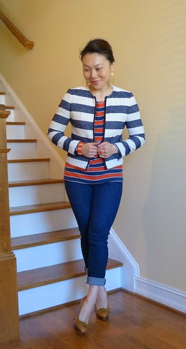 double stripe