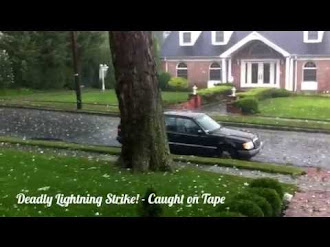 Deadly Lightning Strike! / Le Cae Rayo