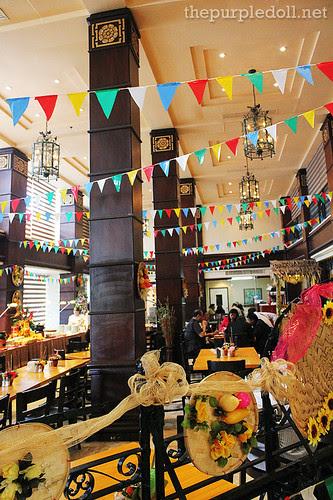 Bayview Park Hotel Cafe