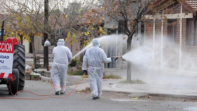 Coronavirus en Argentina: informe de la noche del 1 de agosto de 2020