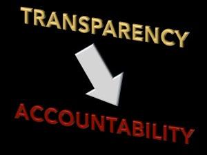 Transparency-Accountability