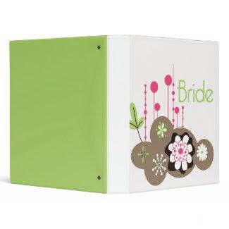 Bridal Organizer Binder binder