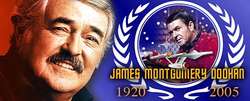 "James Montgomery ""Scotty"" Doohan."