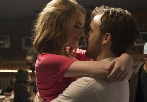 Emma Stone e Ryan Gosling (Foto: Divulgação/Dale Robinette/Paramount Pictures)