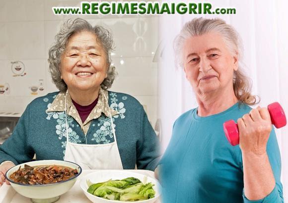 Alimentation équilibrée: Comment perdre la graisse du