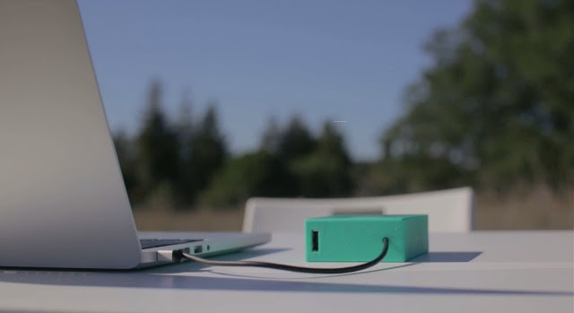 BatteryBox, una batería portátil que promete recargar tus gadgets pasados 5 años