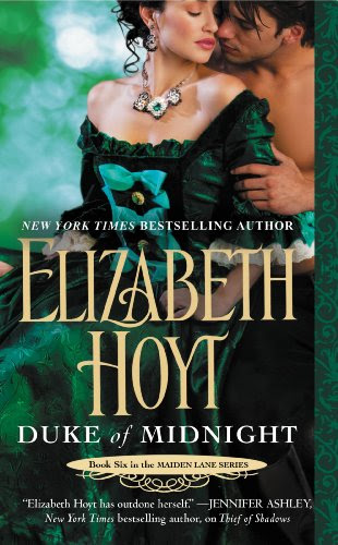 Duke of Midnight (Maiden Lane) by Elizabeth Hoyt