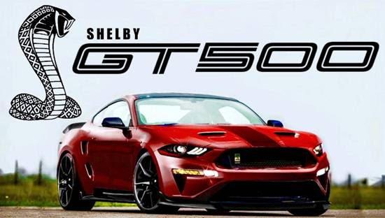 2020 Ford Mustang Cobra Concept Renderings | Ford ...