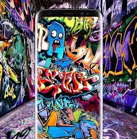 Grafiti Keren Gambar Keren 3d